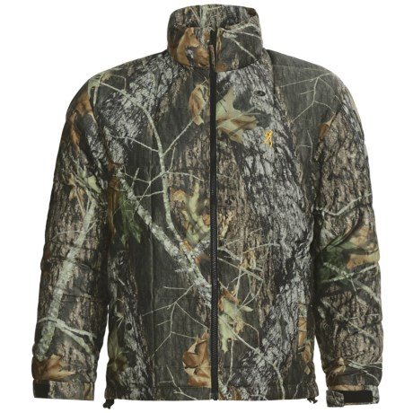 Browning Camo Down Jacket - 500 Fill Power (For Men)