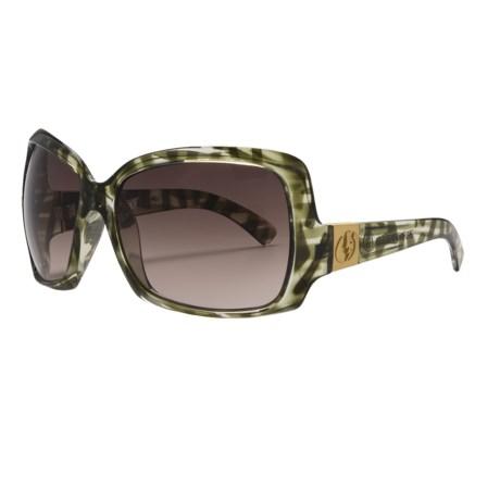 Electric Velveteen Sunglasses (For Women)