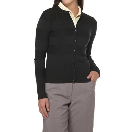 Callaway Draw Cardigan Sweater (For Women)