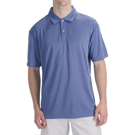 Callaway Gorse Polo Shirt - UPF 15+, Short Sleeve (For Men)