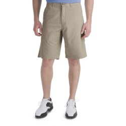 Callaway Mini Check Shorts  (For Men)