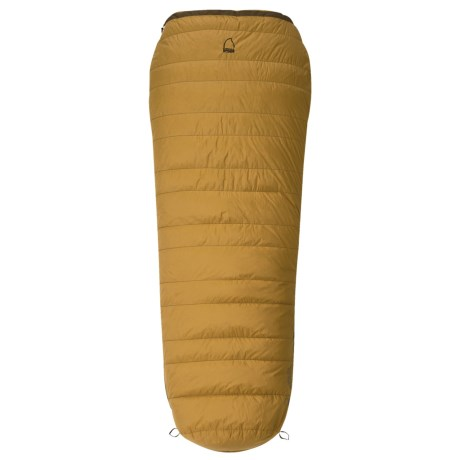 Sierra Designs 15°F Junction Down Sleeping Bag - 600 Fill Power, Semi-Rectangular