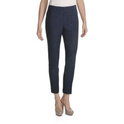 Peace of Cloth Panticular Lisa Ankle Pants - Versaille Tweed (For Women)
