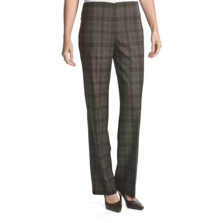 Peace of Cloth Panticular Vera Pants - Noble Flannel (For Women)
