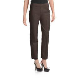 Peace of Cloth Panticular Eve Blossom Ankle Pants - Easy Twill (For Women)