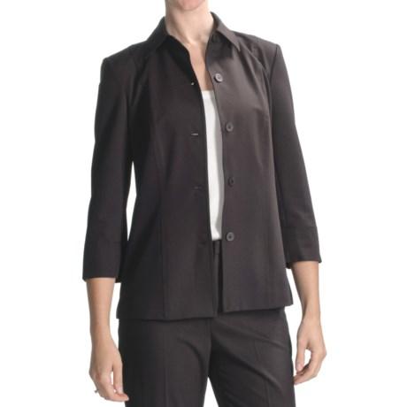 Peace of Cloth Panticular Heidi Shirt Jacket - 3/4 Sleeve (For Women)