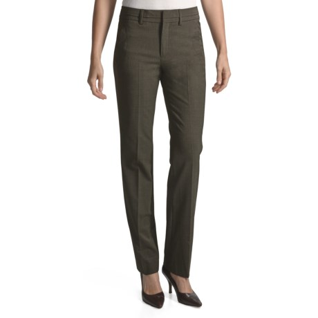 Peace of Cloth Panticular Kim Pants -  Core Stretch, Detail Waist (For Women)