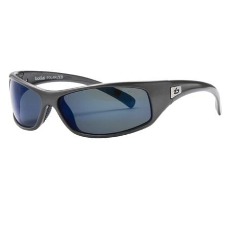 Bolle Rattler Sunglasses - Polarized Marine Mirror Lenses