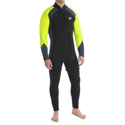 Body Glove Explorer X2 Diving Wetsuit - 5mm, John and Jacket Combo (For Men)