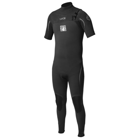 Body Glove Vapor Full Wetsuit - 2mm, Slant Zip, Short Sleeve (For Men)