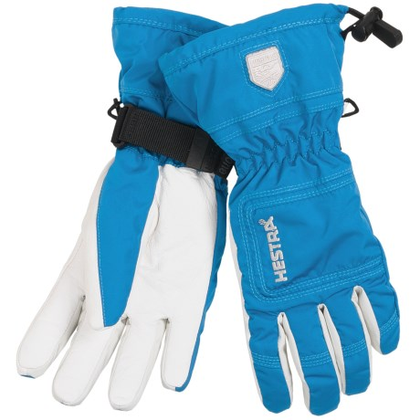 Hestra CZone Powder Gloves - Waterproof, Insulated (For Women)