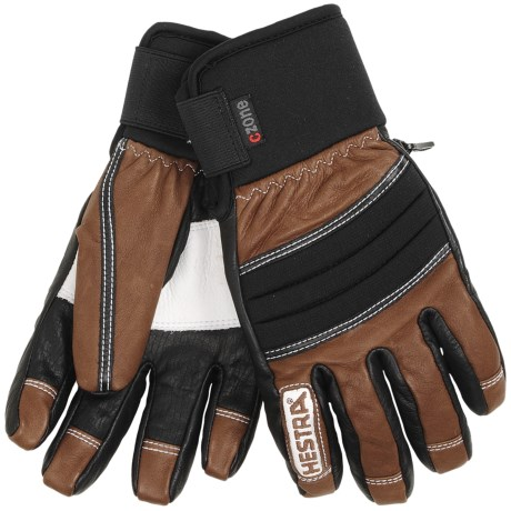 Hestra Dexterity Gloves - Waterproof, Insulated (For Men)