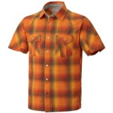 Mountain Hardwear Hubbard Shirt - UPF 30, Short Sleeve (For Men)