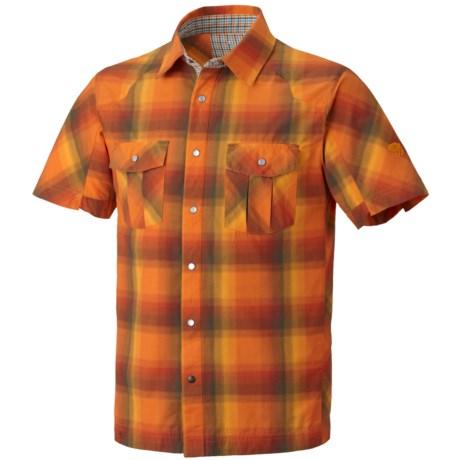 Mountain Hardwear Hubbard Shirt - UPF 30, Short Sleeve (For Men)