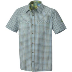 Mountain Hardwear Huxley Shirt - UPF 30, Short Sleeve (For Men)