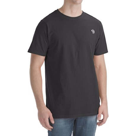Mountain Hardwear Etchasketch Logo T-Shirt - Short Sleeve (For Men)