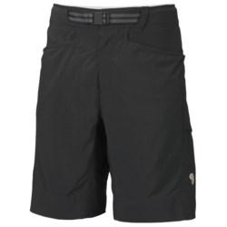 Mountain Hardwear Wildlands Shorts - UPF 50 (For Men)
