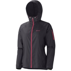 Marmot Trail Wind Hooded Jacket (For Women)