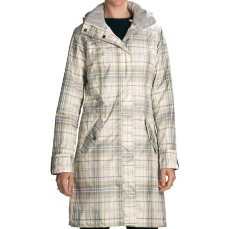 Marmot Destination Plaid Jacket - Waterproof (For Women)