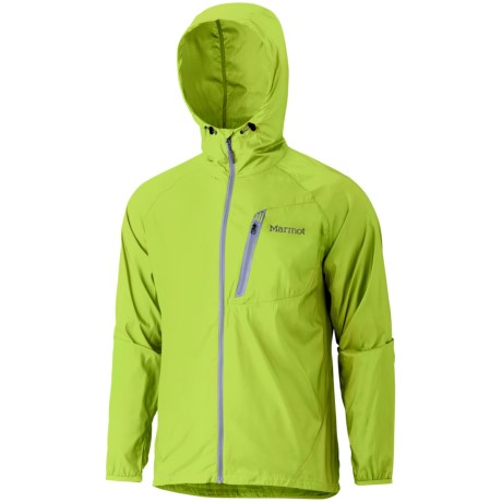 Marmot Trail Wind Hooded Jacket (For Men)
