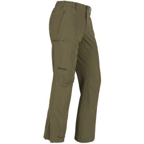 Marmot Scree Pants - Soft Shell (For Men)
