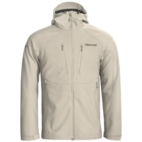 Marmot Key Pin Jacket - Windstopper® Soft Shell (For Men)