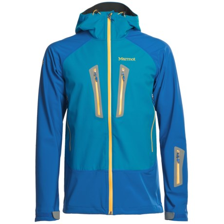 Marmot Kingpin Jacket - Polartec® Power Shield®, Soft Shell (For Men)