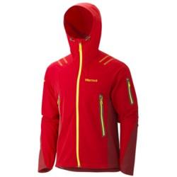 Marmot Vapor Trail Hooded  Soft Shell Jacket (For Men)