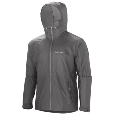 Marmot Mica MemBrain® Strata Jacket - Waterproof (For Men)