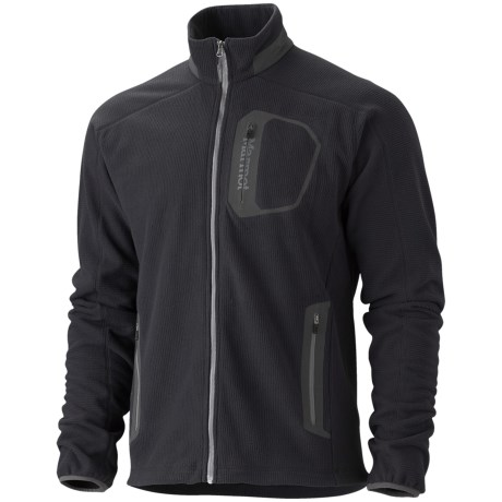 Marmot Alpinist Tech Fleece Jacket (For Men)