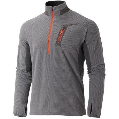 Marmot Alpinist Fleece Shirt - Zip Neck (For Men)