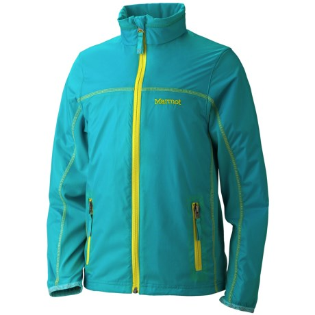 Marmot Fusion Jacket (For Girls)