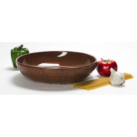 "Signature Housewares Sorrento 12"" Pasta Bowl"