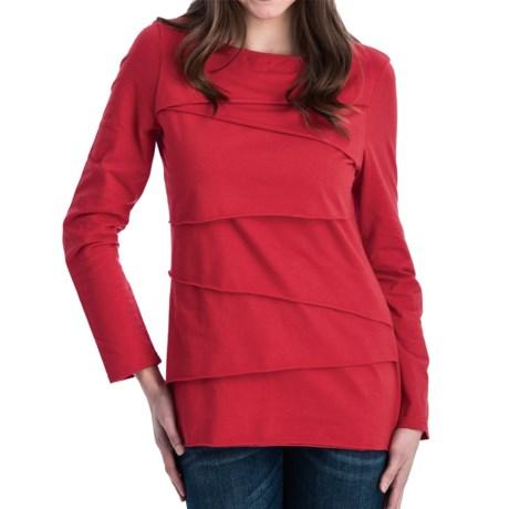 Neon Buddha Beijing Cotton Jersey Shirt - Long Sleeve (For Women)