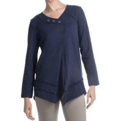 Neon Buddha Dalton Stretch Jersey Pullover - Long Sleeve (For Women)