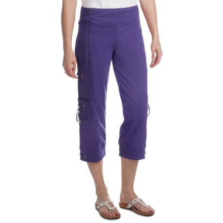Neon Buddha Arlington Capris - Stretch Jersey (For Women)