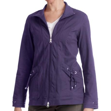 Neon Buddha Aurora Stretch Jersey Jacket (For Women)