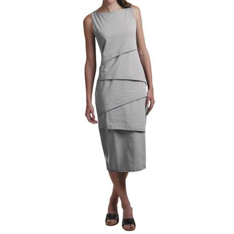 Neon Buddha Shanghai Cotton Jersey Tank Dress - Sleeveless (For Women)