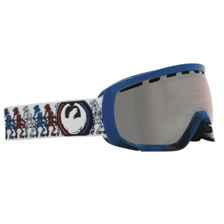 Dragon Alliance Rogue Signature Series Snowsport Goggles - Ionized Lens