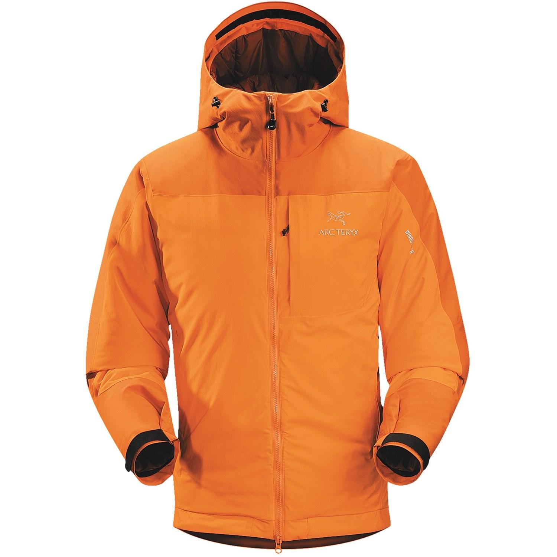 Arc'teryx Kappa Hoodie Jacket (For Men) - Save 25