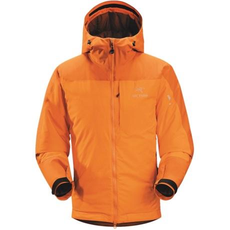 Arc'teryx Kappa Hoodie Jacket - Gore Windstopper®, Insulated (For Men)