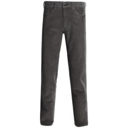 Worn Octane Corduroy Jeans - Straight Leg (For Men)
