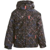 Snow Dragons Bonk Jacket - Insulated (For Little Boys)