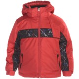 Snow Dragons Planker Jacket - Insulated (For Little Boys)
