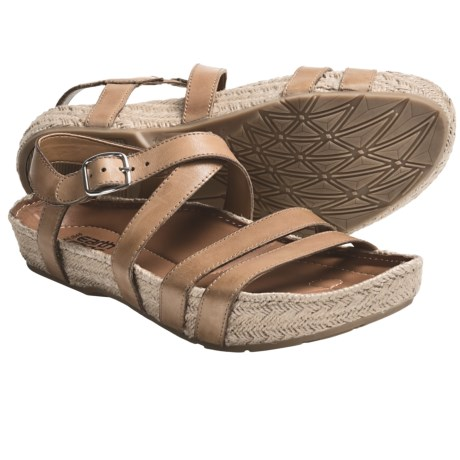 Earth Kalso  Enlighten Sandals - Leather (For Women)