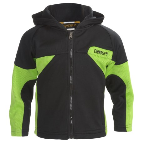 Snow Dragons Kingston Jacket - Fleece, Hooded (For Little Boys)
