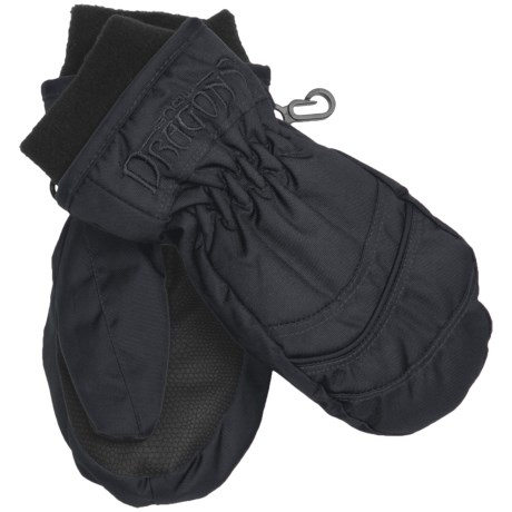 Snow Dragons Whirlwind Mittens - Waterproof, Insulated (For Kids)