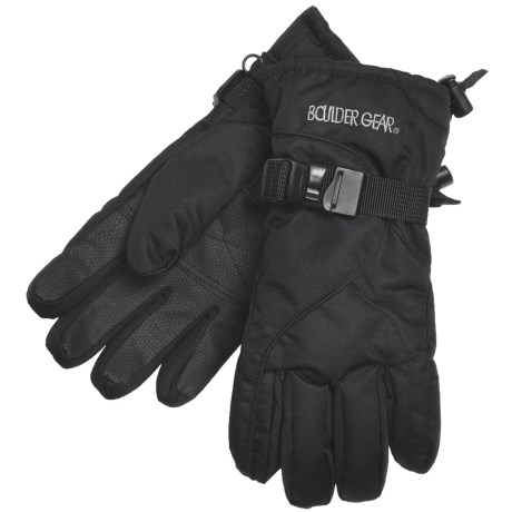 Boulder Gear Mogul II Gloves - Fleece Lined (For Little and Big Kids)