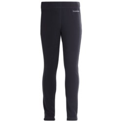 Boulder Gear Microfleece Base Layer Tights (For Kids)