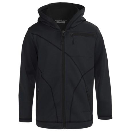 Boulder Gear Lightening Fleece Jacket (For Boys)